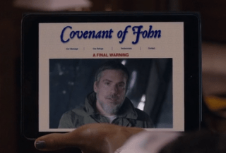 Madam Secretary Covenant of John