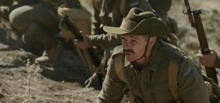 Matt Nable Australian Actor