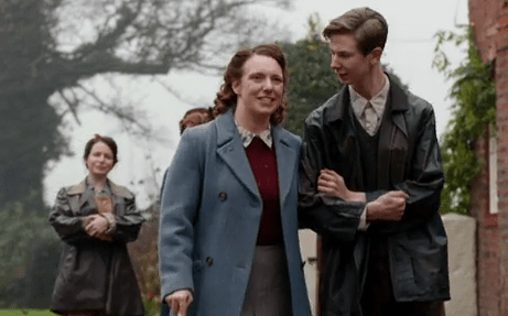 Home Fires Stan and Isobel