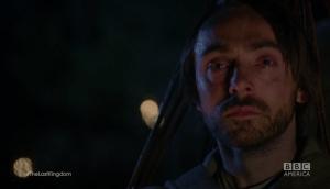 david dawson crying the last kingdom