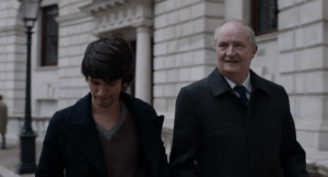 Danny and Scottie London Spy