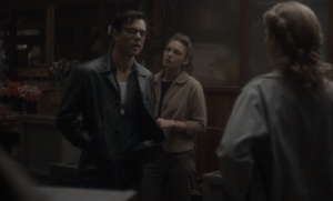The Man in the High Castle Frank and Juliana
