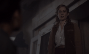 Camille Sullivan Man in the High Castle