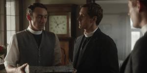 Grantchester Season 2 Leonard Finch