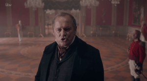 Peter Firth Victoria Finale
