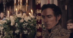 ITV Victoria Rufus Sewell Actor