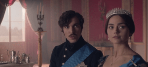 jenna coleman and tom hughes Victoria