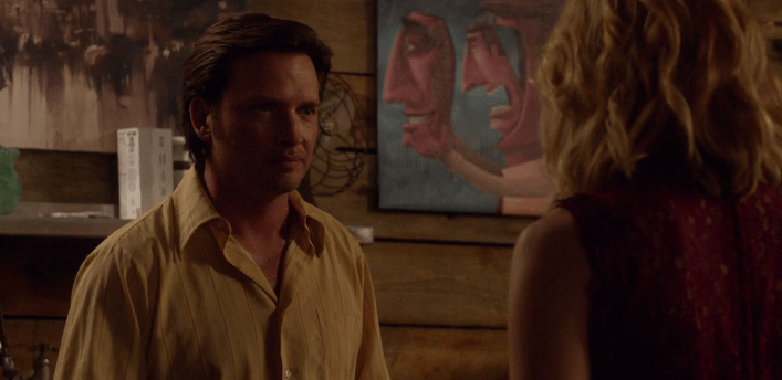 Caitlin FitzGerald and Aden Young Rectify