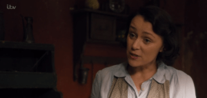 actress keeley hawes the durrells in corfu