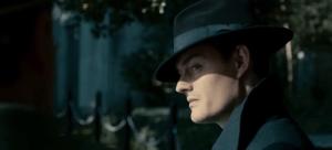 Actor Sam Riley SS-GB BBC