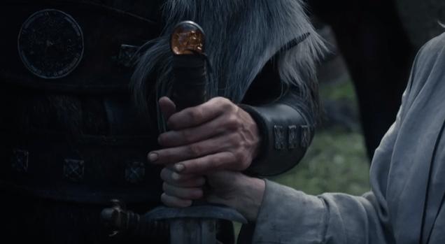 uthred sword the last kingdom