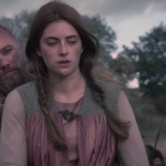 Aethelflaed and Erik The Last Kingdom