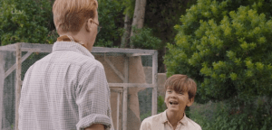the durrells donald and gerald