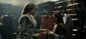 maggie and lizzie the white princess