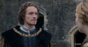 henry and lizzie white princess episode 4