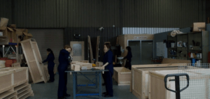 wentworth prison workshop episode 9