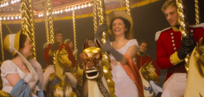 Vanity Fair Series 1 Episode 1 Recap Reel Mockery