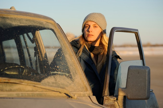Mélanie Laurent as Ressmore Photo by Jose Haro, Courtesy of Sony Pictures Classics