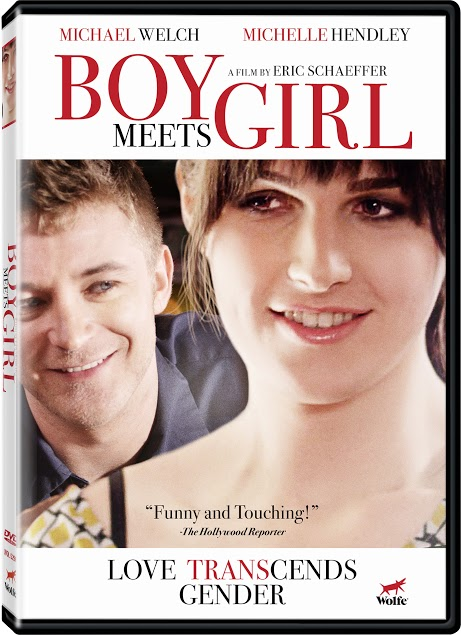DVD Art for Boy Meets Girl