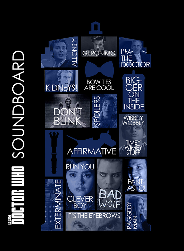 Doctor Who Sound Board