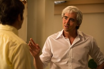 Lee Pace as John DeLorean in Universal Pictures Content Group's crime thriller comedy DRIVEN. Photo courtesy of Universal Pictures Content Group.