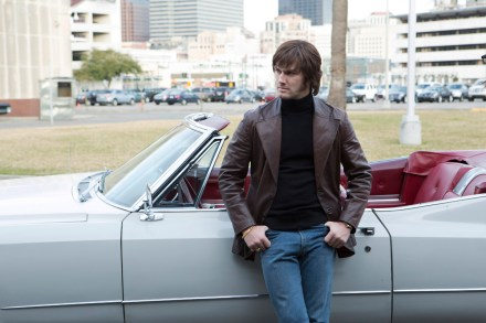 Alex Pettyfer stars as Jerry Schilling in Liza Johnson's ELVIS & NIXON, an Amazon Studios / Bleecker Street release.