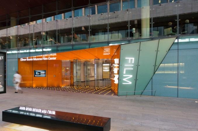 Elinor Bunin Munroe Film Center, Location: New York NY, Architect: Rockwell Group