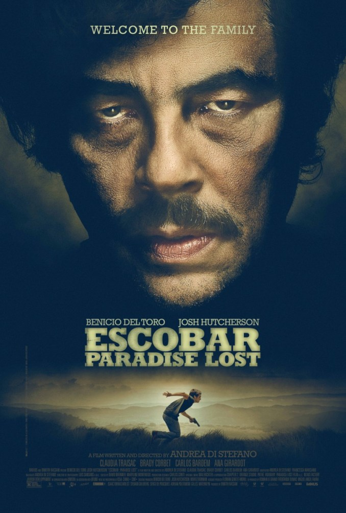 Escobar Paradise Lost poster