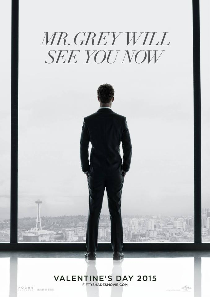 Fifth Shades of Grey poster