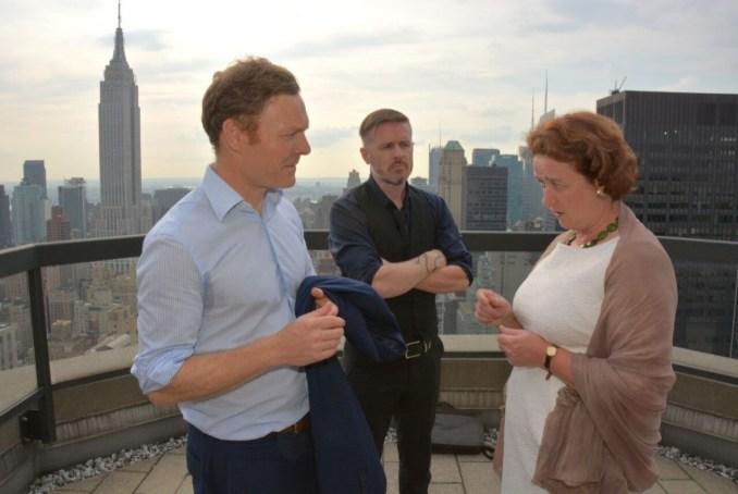 Kevin, Colin Broderick, Ms. Barbara Jones, Consul General of Ireland
