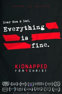 Kidnapped for Christ poster