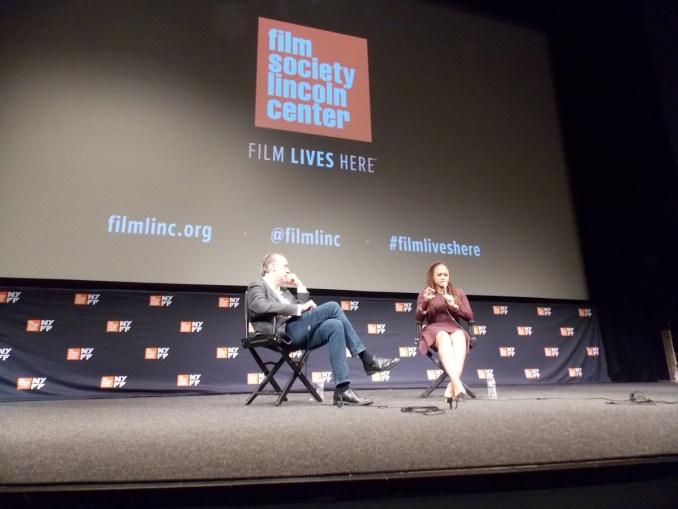 Festival Director Kent Jones & 13th Director Ava DuVernay