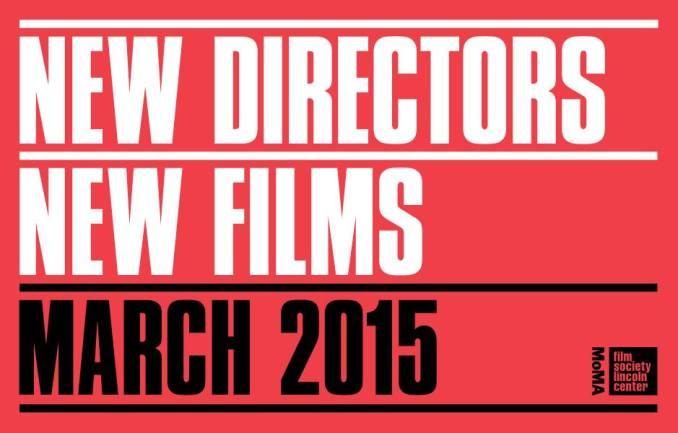 New Directors New Films logo 2015