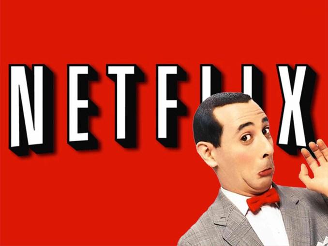 Pee-wee-Netflix