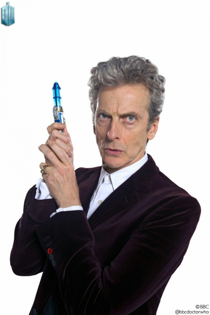 Peter Capaldi 12th Doctor's Sonic Screwdriver