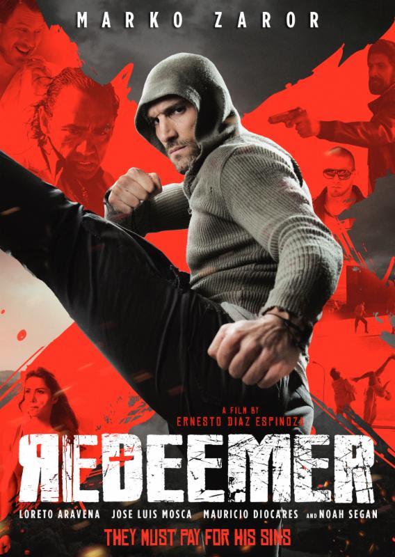 Redeemer poster