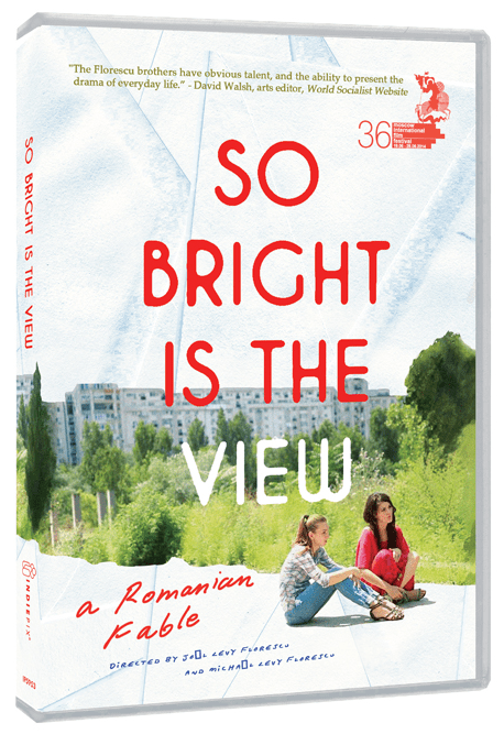 So Bright Is the View poster