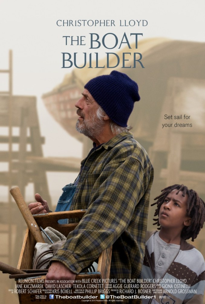 The Boat Builder poster