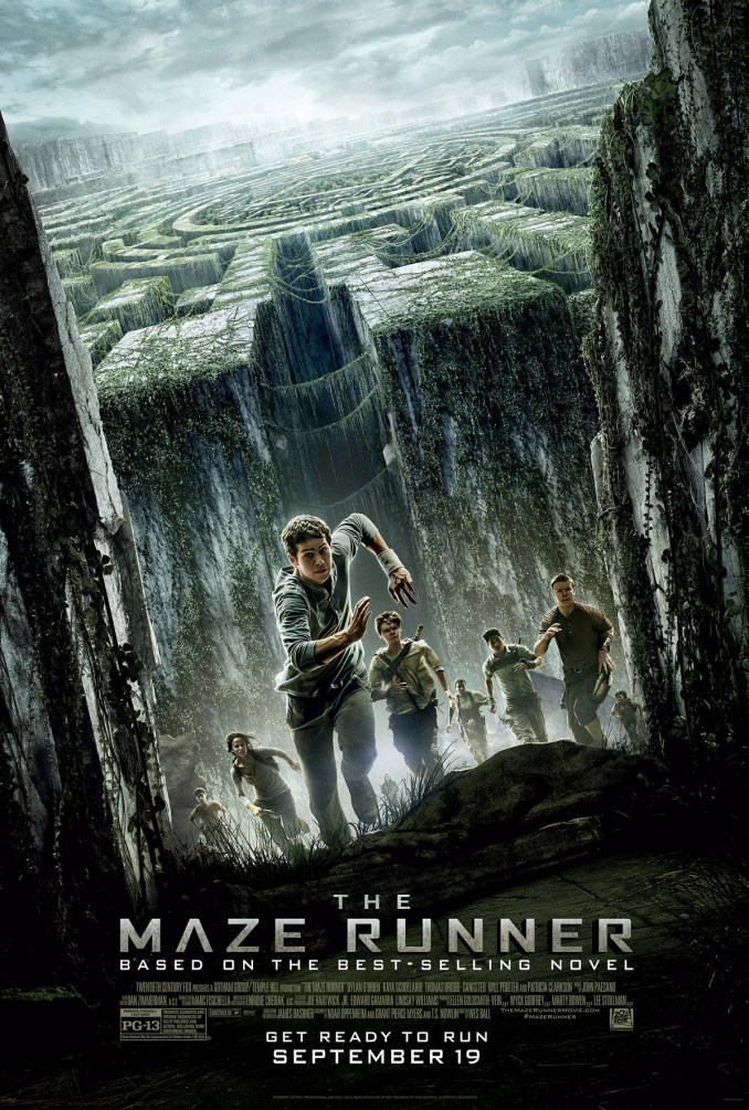 The Maze Runner poster 02