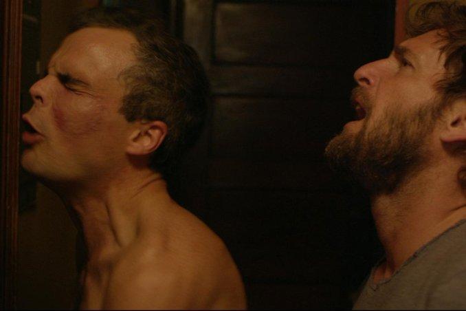 The Mend still Stephen and Josh