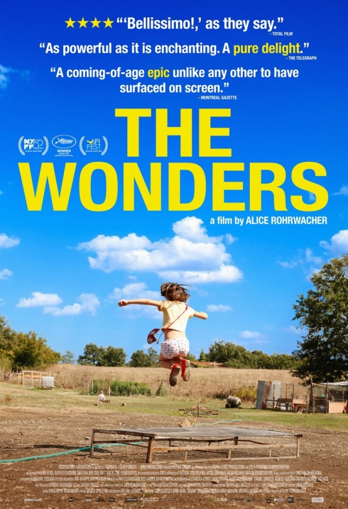 The Wonders_Poster