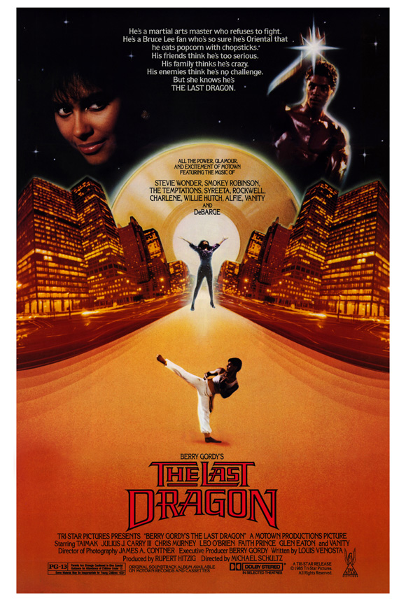 The last dragon - poster 2