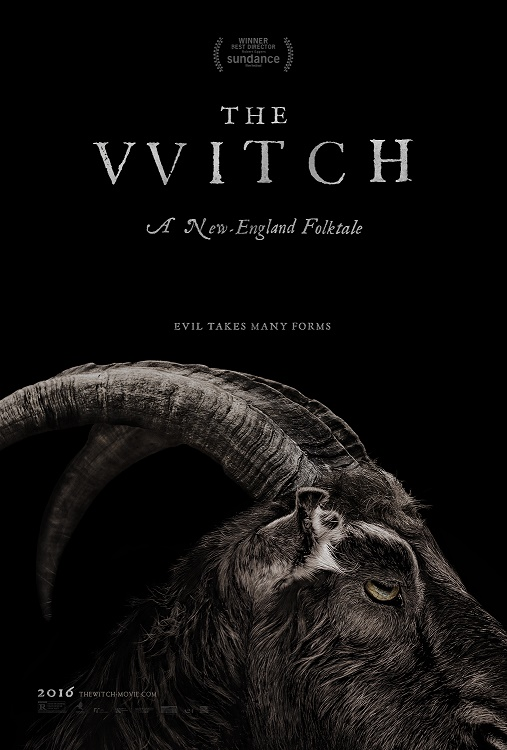 The witch teaser poster