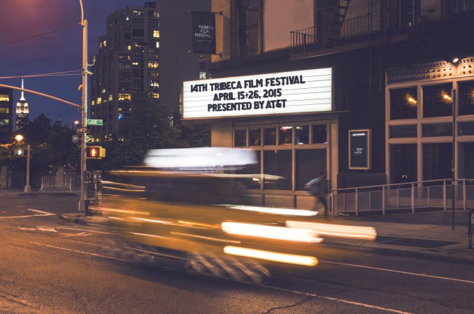 Tribeca Film Festival 2015 Marquee