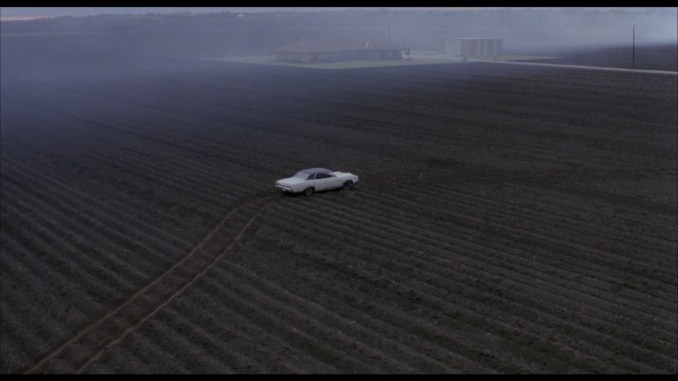 blood simple - car