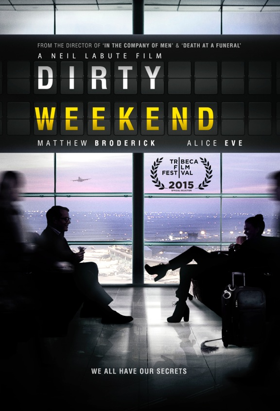 dirty weekend - poster