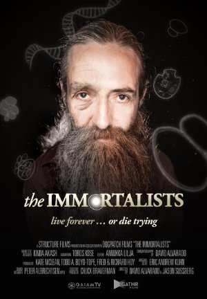 The Immortalists poster