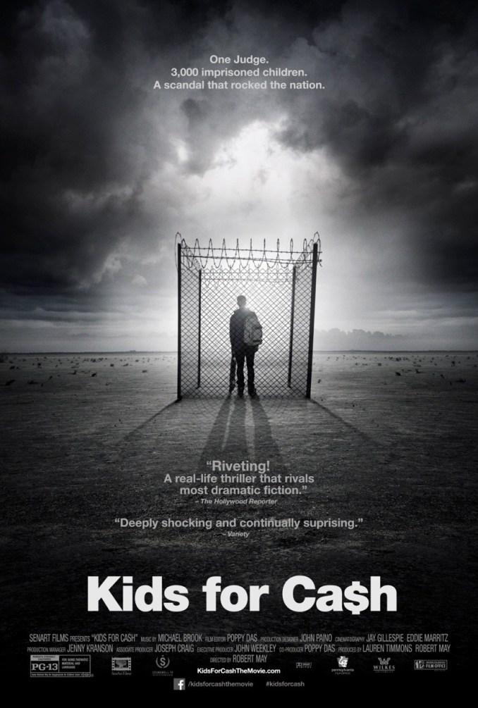 kids for cash - poster
