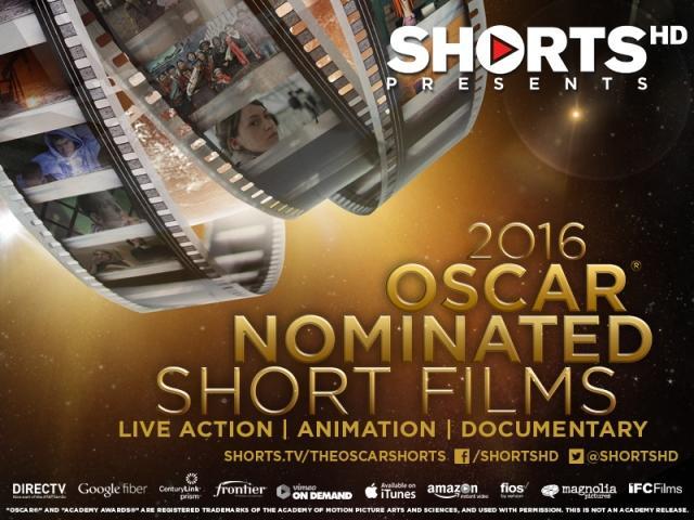 oscar shorts 2016