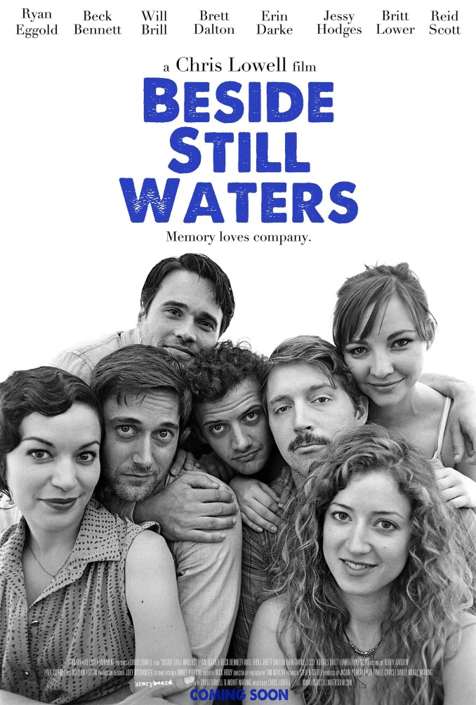 beside still waters poster